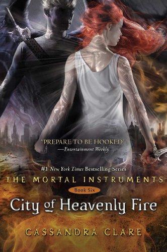 Buchseite und Rezensionen zu 'City of Heavenly Fire' von Cassandra Clare