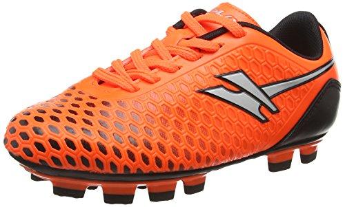Gola Jungen Ion Blade Fußballschuhe, Orange (Orange/Silver), 38|#Boys