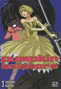 Pumpkin Scissors Edition simple Tome 3