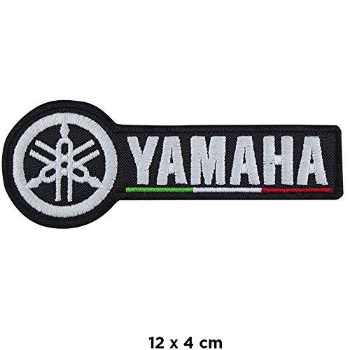 Patch, parche bordado Termoadhesivo,, Yamaha Moto,