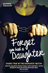 Forget You Had a Daughter by Sandra Gregory (2013-10-01)