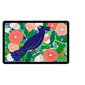 "Samsung Galaxy Tab S7 - Tablet Android con penna, 4G, WiFi, 3 fotocamere, batteria grande da 8000 mAh, display LTPS da 11,0"", 128 GB/6 GB di RAM, tablet in bronzo"