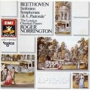 """Beethoven: Symphonies N° 1 & N° 6 """"La Pastorale"""""""