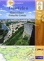 Alsace/Elsass-Franche-Comté : Dole-Basel, 1/100 000
