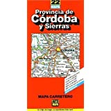 Provincia De Cordoba Y Sierras - Mapa Carretero -