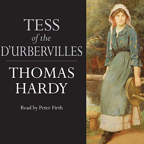 Tess of the D'Urbervilles  Audiolibri