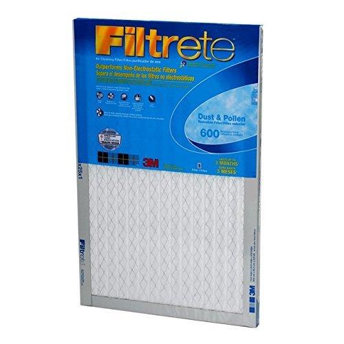 20x 25x 1, Filtrete Staub Filter zur Reduzierung Air Filter, Merv 7, von 3M - Merv 7 Ofen-filter