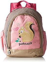Adelheid Zuckersüß Eichhörnchen Kinderrucksack 13250915912 Mädchen Mädchenhandtasche 22x29x15 cm (B x H x T)
