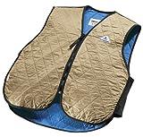 HyperKewl Children's Evaporative Cooling Vest, Khaki, 10-12 Years