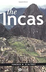 The Incas by Terence N. D'Altroy (2003-08-01)