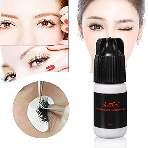 Colle Adh?sif pour Faux Cils LuckyFine Colle Adh?sif pour Faux Cils Extension