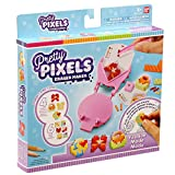 Bandai- Pretty Pixels- Krazy Pixels- Radiergummi-Fabrik- Starter-Set- Thema Fashion-...