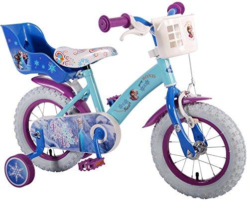 12 Zoll Kinderfahrrad Eiskönigin Fahrrad Dreirad Disne… | 04260463740035
