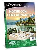 WONDERBOX Caja Regalo - Noche con Cena ROMÁNTICA - 3.600 hoteles en España y Europa