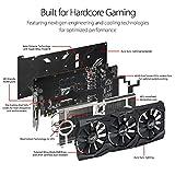ASUS Radeon RX 580 STRIX O8G Gaming - 5
