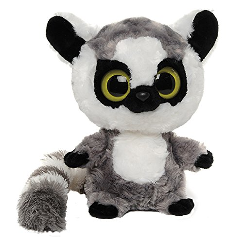 (Yoohoo Plüsch Lemur 18cm)