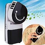 Gosear-Mini-Portable--Main-Sans-Lame-Cool-Fan-Climatiseur-Eau-Refroidissement-Refroidisseur-Table-Bureau-lectrique-Ventilateur-de-Bureau-Usb-Rechargeable-Battery-Operated-Pour-Particuliers-tudiants-Ou