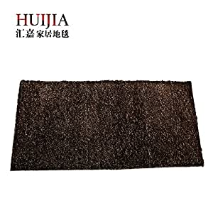 Wslovehhy polyester microfibre absorbant doux tapis salon for Tapis de cuisine absorbant