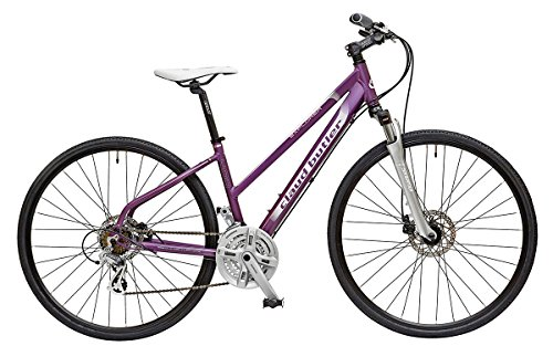 Claud Butler Explorer 400 Ladies 20 Inch Purple Explorer Bike