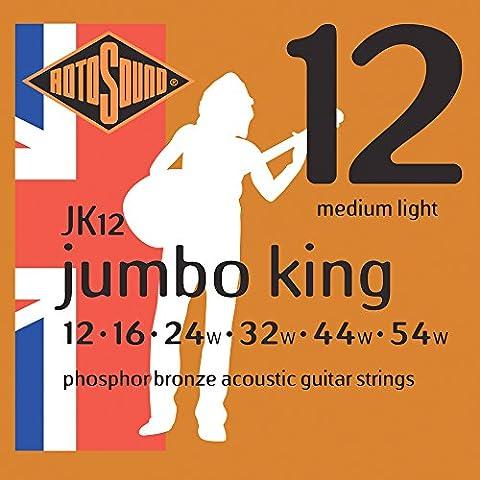 Rotosound Jumbo King Strings