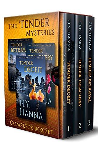 Hy Set (The TENDER Mysteries Box Set (Books 1 ~ 3) (English Edition))