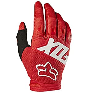 Fox Gloves Dirtpaw Red M