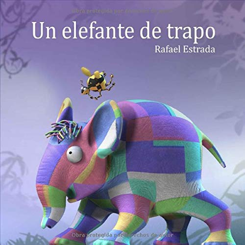 Un elefante de trapo
