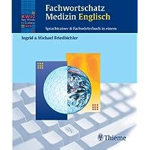 Fachwortschatz Medizin Englisch. CD-ROM