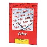 Folex FX399.99 Folien zur Handbeschriftung aus PVC klar, transparent