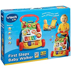 Vtech Baby First Steps bebé Walker Diseño . Toy Importado de Reino Unido.