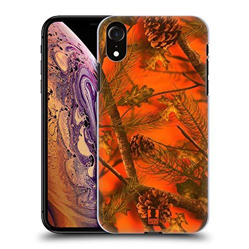 Head Case Designs Hirsch UV Moerder Camouflage Jagd Harte Rueckseiten Huelle kompatibel mit iPhone XR