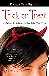 Trick or Treat (Ellora's Cave) by N. J. Walters (2009-10-13)
