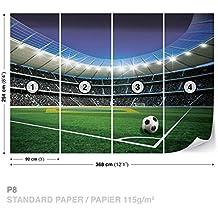 Amazonfr Papier Peint Football