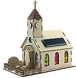Église Expert Group 40296–Solaire sol Harmony de Construction, bois, naturel