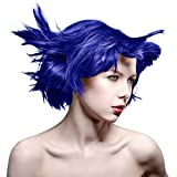 MANIC PANIC Amplified Semi-Permanent Hair Color - Rockabilly Blue