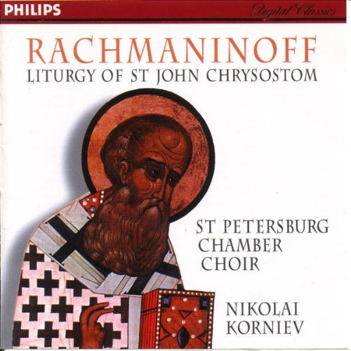 Rachmaninov: Liturgy of St.John Chrysostom