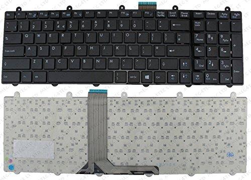 MSI GE60GE70GT60GT70GP60GP70Laptop Tastatur UK Layout v123322bk1F204 (Msi Notebook Gt60)