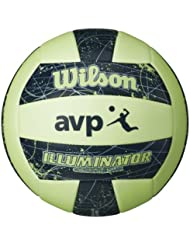 Wilson AVP Illuminator Glow In the Dark Outdoor Volleyball