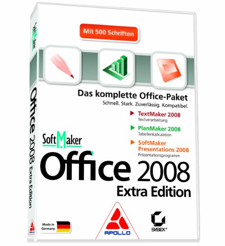 Softmaker Office 2008 Extra Edition (Office 2008)