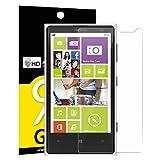 Panzerglas Nokia Microsoft Lumia 1020, NEWC® Tempered Glass 9H Härte, Frei von Kratzern Fingabdrücken und Öl, HD Displayschutzfolie, 0.33mm Ultra-klar, panzerglas schutzfolie für Nokia Microsoft Lumia 1020