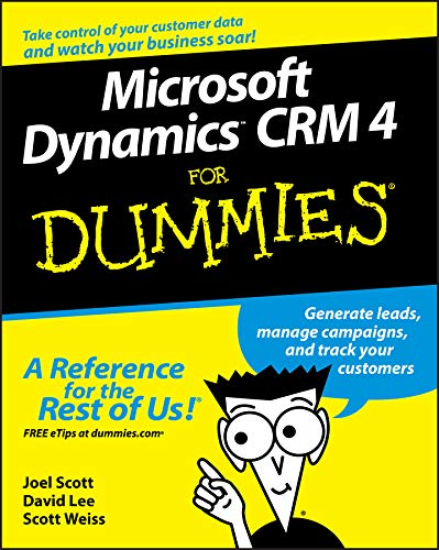 Microsoft DynamicsTM CRM 4 For Dummies® (English Edition)