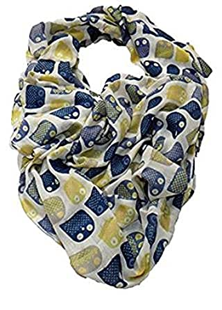 Long Scarf Owl new colours! (Yellow)