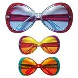 WIDMANN 6714B - Disco Brille für Erwachsene, Sortiert
