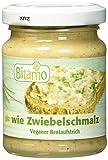 Bitamo Brotaufstrich wie Zwiebel-Schmalz, rein vegan, 100 g, 12er Pack (12 x 100 g) - Bio