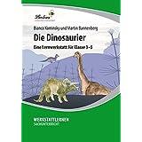 Die Dinosaurier (CD-ROM): Grundschule, Sachunterricht, Klasse 3-5