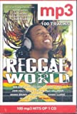 100 MP3-Hits Reggae World