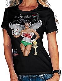 Stylotex Damen / Girlie T-Shirt So sehn Sieger aus Girl Ungarn Hungary