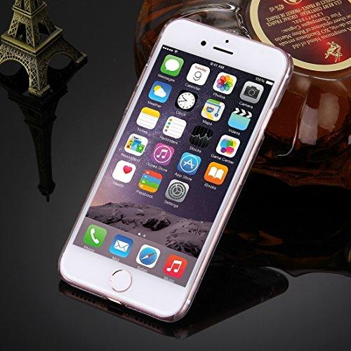 GHC Cases & Covers, Fevelove für iPhone 7 Diamond verkrustete blaue und weiße Blumenmuster PC Schutzhülle Rückseite, kleine Menge Empfohlen vor iPhone 7 Starten ( SKU : IP7G0100F ) IP7G0100E