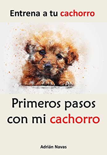 Primeros pasos con mi cachorro por Adrián Navas