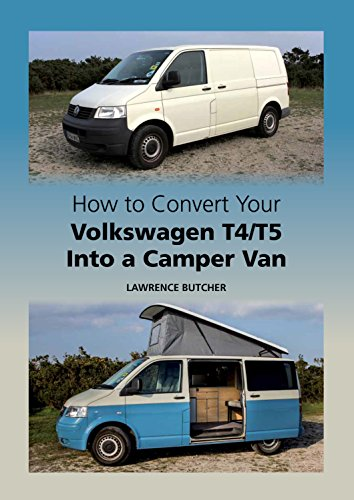 How To Convert Your Volkswagen T4 T5 Into A Camper Van By Butcher